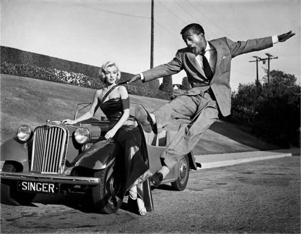 Знаковые фото Фрэнка Ворта, запечатлевшие звезд Голливуда 1950‑х годов