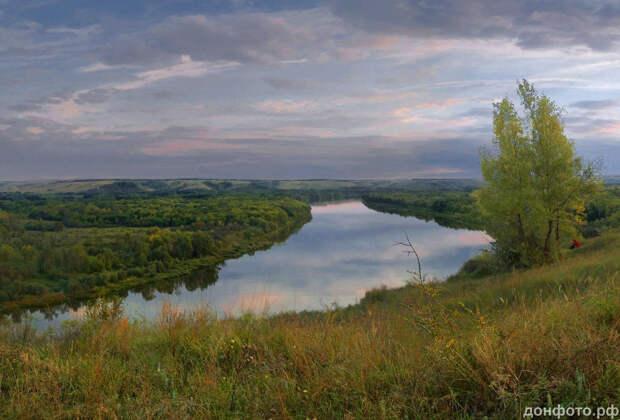 Крутояр природы Донского края