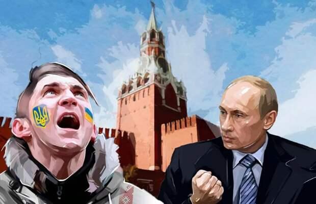 На Украине истерят из-за «плана Путина» отобрать Одессу и еще три важных региона