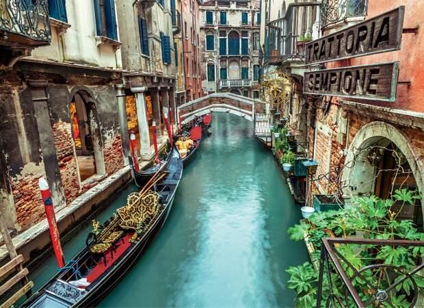 Чего вы еще не слышали о Венеции — городе на воде