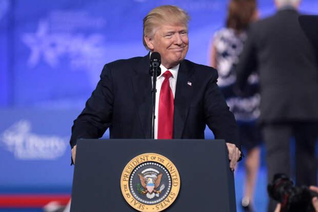 Дональд Трамп поздравил избирателей с победой на выборах президента США