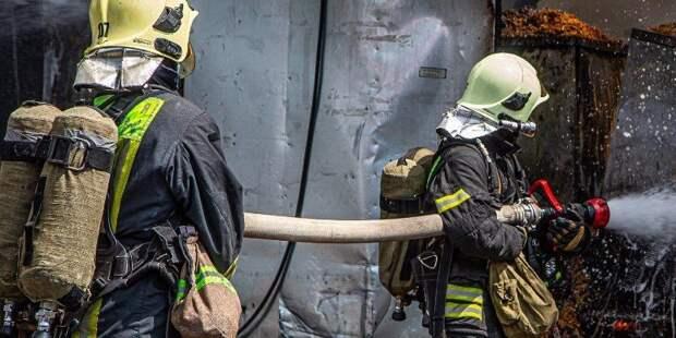 В июле московские спасатели оказали помощь 84-м пострадавшим