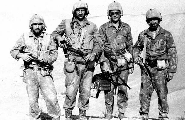 Отряд «Каскад»: почему душманы так боялись этого советского спецназа
