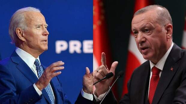 Сенаторы США направили Байдену «едкое» письмо об«авторитарном» Эрдогане