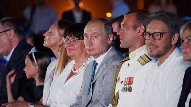 Путин в Севастополе!