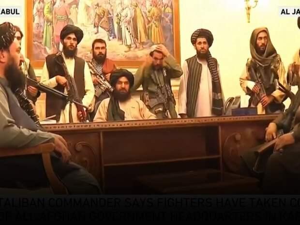 Талибы назвали условие назначения новых послов Афганистана