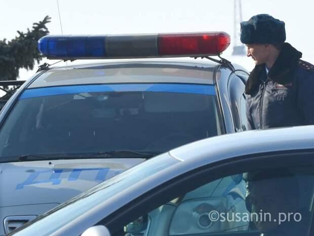 При въезде в Глазов сотрудники полиции будут сверять справки въезжающих со списком работающих предприятий