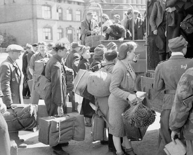 «Операция Килхол»: как Союзники депортировали русских из Европы в СССР