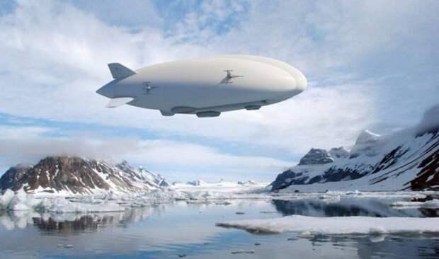 Фантастические проекты DARPA: от механического слона до гигантского дирижабля
