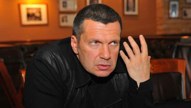 Соловьева заблокировали в соцсети Clubhouse