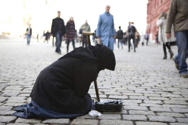 «Нищая» мафия. 10 фактов о московских попрошайках