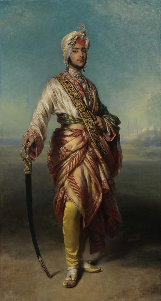 Украшения индийских женщин, ч.1