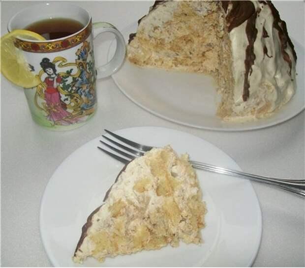 торт панчо своими руками