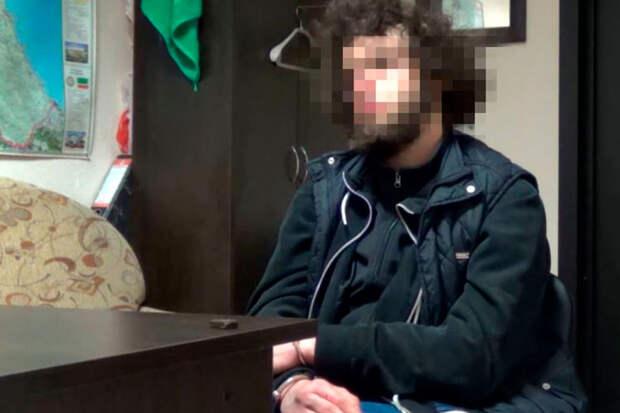 ФСБ задержала россиянина, который готовил нападение насиловиков