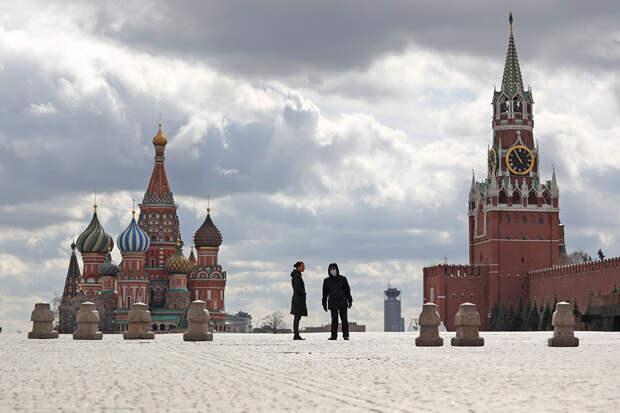 Кремль высказался об угрозе третьей волны коронавируса