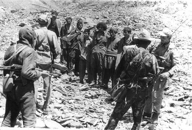 План «Завеса»: крупнейшая операция советского спецназа в Афганистане