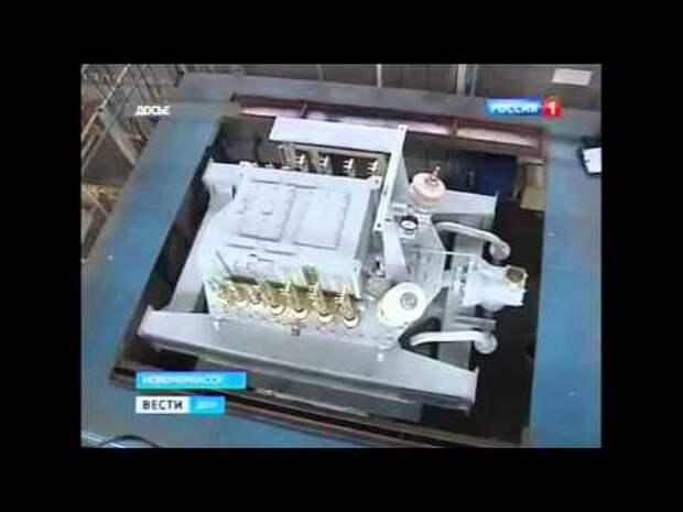 В сюжет «Вестей» попал симулирующий работу сотрудник завода