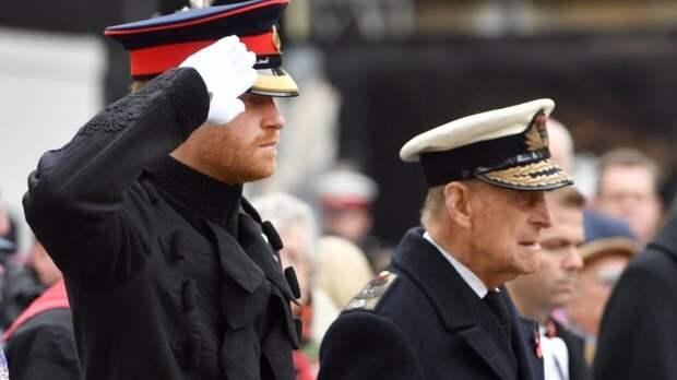 Члены королевской семьи посвятили ролик памяти покойного принца Филиппа