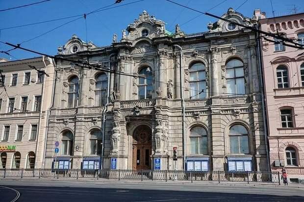 Дворец Зинаиды Юсуповой в Санкт-Петербурге
