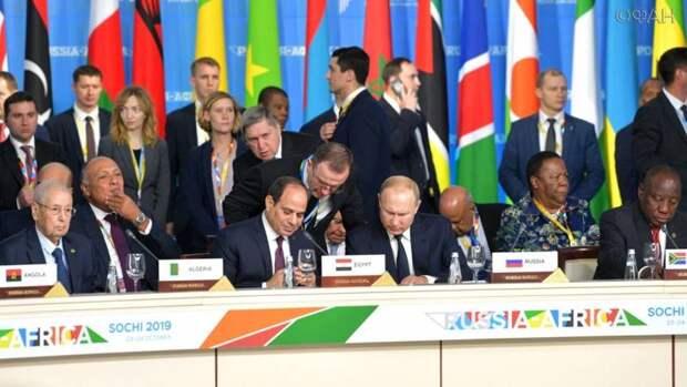 Россия или США? Каким путем пойдёт современная Африка