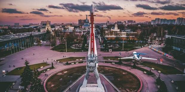 ВДНХ примет участие в экологической акции «Час Земли» — Сергунина Фото: Е. Самарин mos.ru