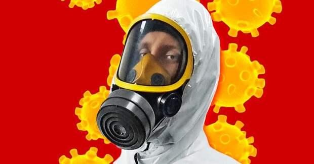 От коронавируса может погибнуть 1% населения Земли