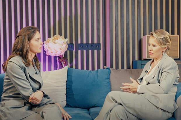 Ксения Собчак откровенно рассказала о причинах развода с Максимом Виторганом
