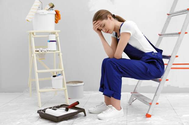 Почему ремонт затягивается до бесконечности: 5 типичных ошибок и способы их исправить