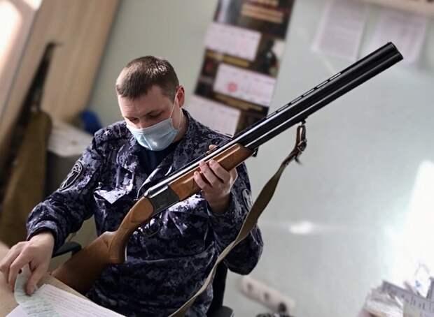 Управление Росгвардии по Калининградской области напоминает основные рекомендации по оружейной безопасности