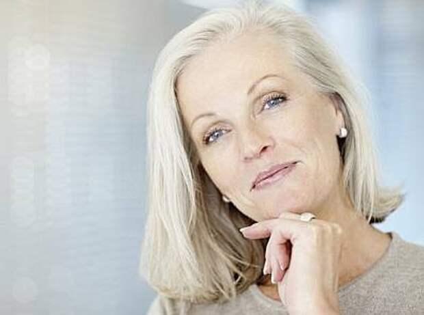 Повседневный макияж за 55 лет