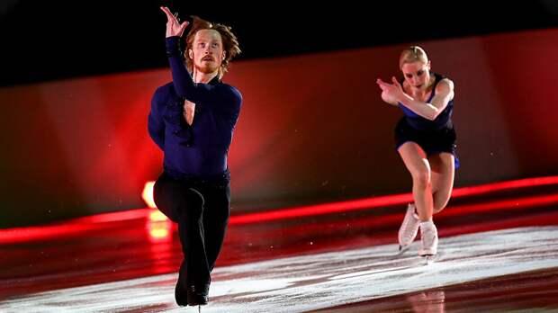Глейхенгауз поставил новую программу для Тарасовой и Морозова. Номер покажут на шоу «Чемпионы на льду»
