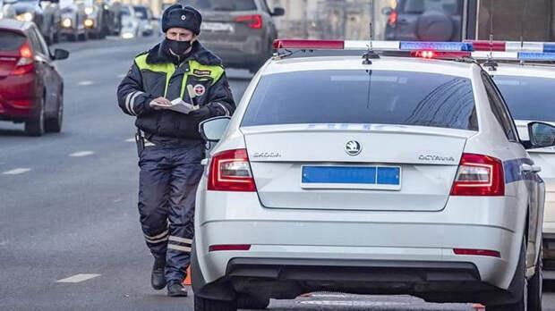 Дептранс сообщил о нарушениях машины, виновной ДТП в Москве