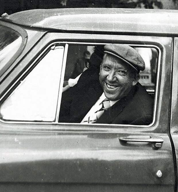 Юрий Никулин и его автомобили