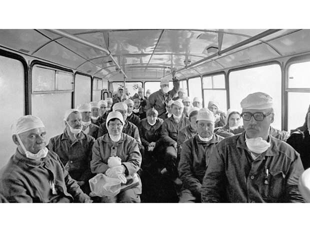 Пиджак, сирень и мигалка: воспоминания о 26 апреля 1986 года