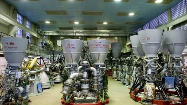 Роскосмос начал производство самых мощных ракетных двигателей