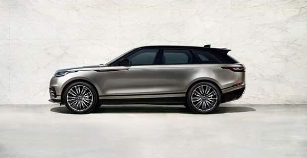 Сильное звено: Range Rover Velar получил новый двигатель