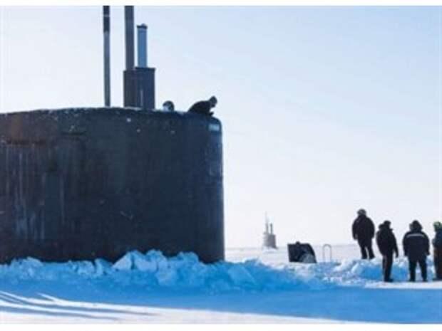 США спланировали захват Арктики
