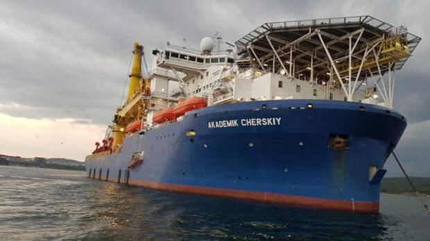 Трубоукладчик «Газпрома» обведёт США вокруг пальца