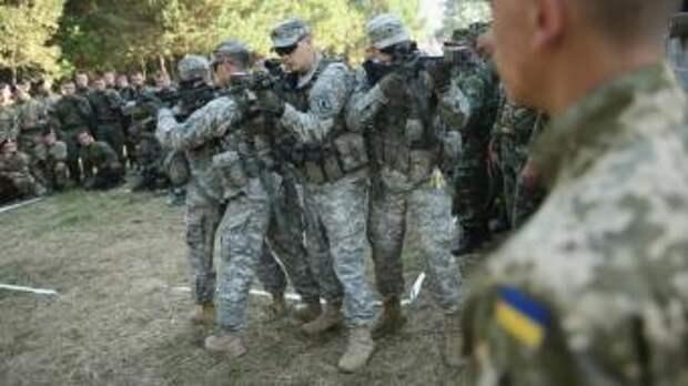 Военнослужащие НАТО убиты на Донбассе