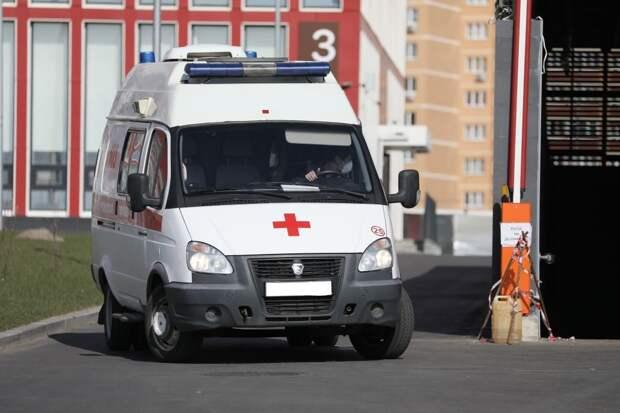 Иногда машина скорой помощи – всего лишь прикрытие для нечестных людей/Агентство «Москва»