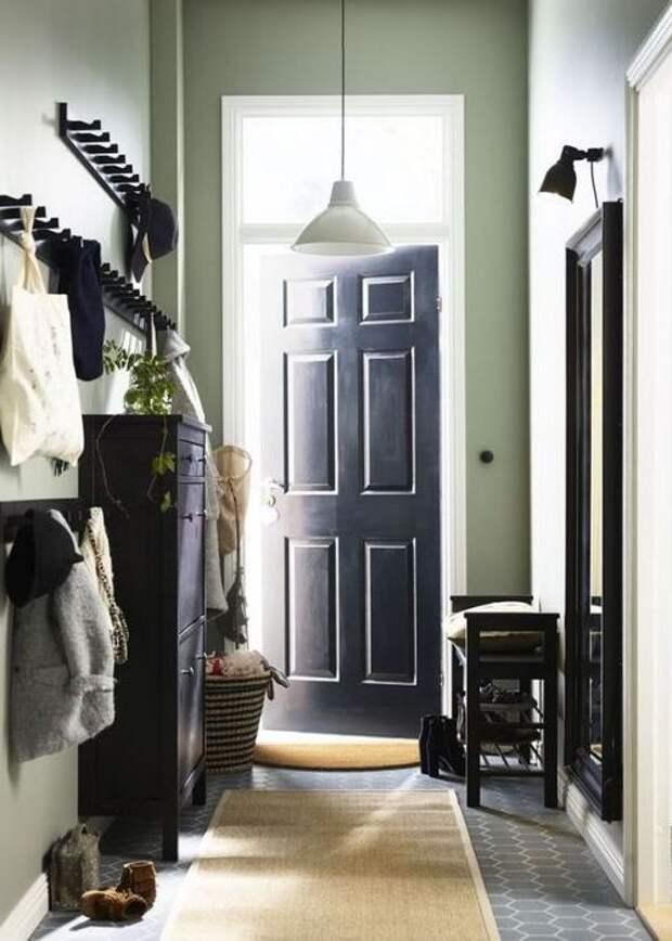 Хорошая идея для дома: «Монохромные цвета».