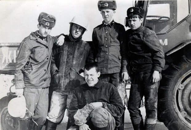 Советская Армия: служба в стройбате