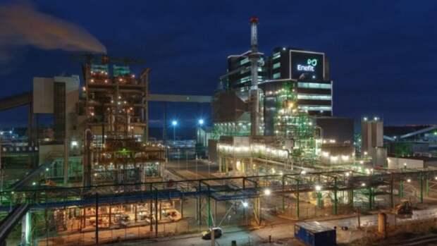 Завод сланцевого масла построит Eesti Energia вЭстонии