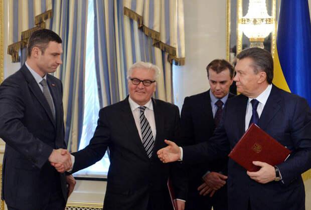 Европа и украинский вопрос