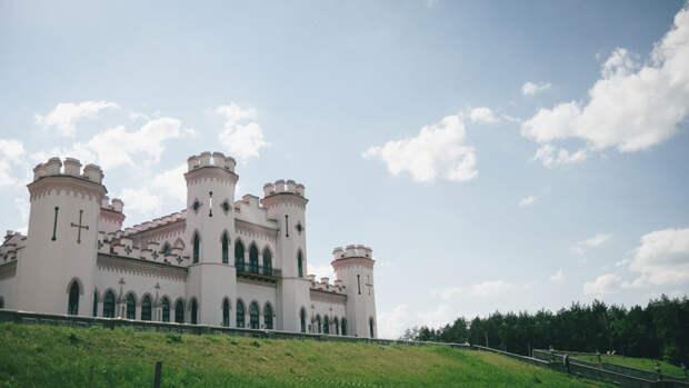 Белорусские замки с привидениями