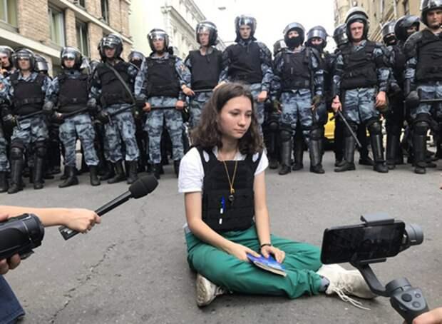 Лакомый кусочек: либеральные СМИ используют инвалидов и подростков для постановочных фото