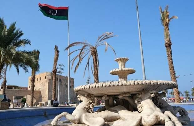 Ливия приняла предложение Владимира Путина о перемирии