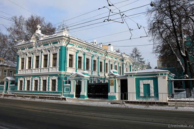 Московские птички, ч.3