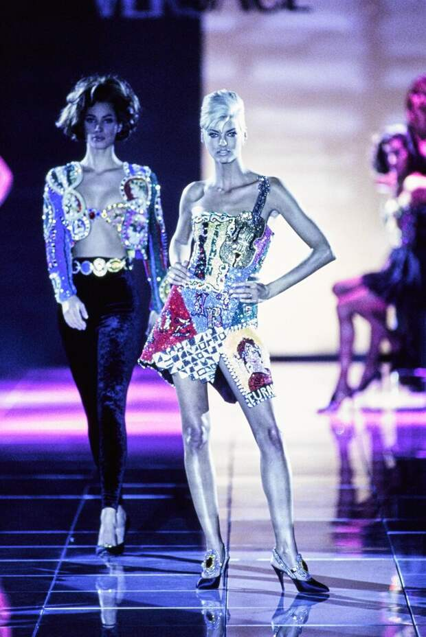 Модный показ, положивший начало эпохи Супермоделей