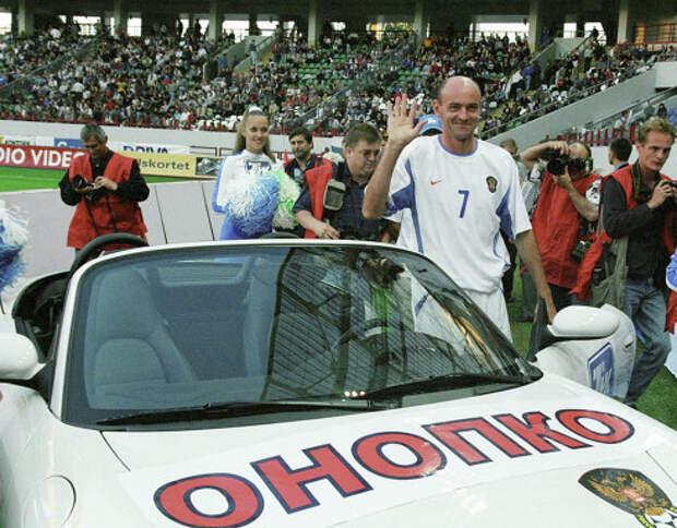 Виктор Онопко — футболист у которого все решения в карьере, кроме одного, были правильными